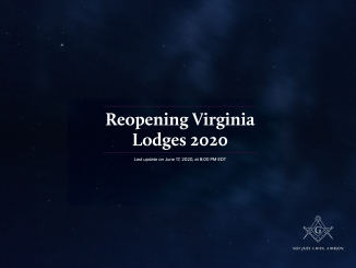 Reopening Virginia Lodges 2020